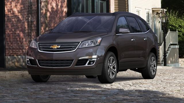 2015 Chevrolet Traverse LT in Wainwright, Alberta