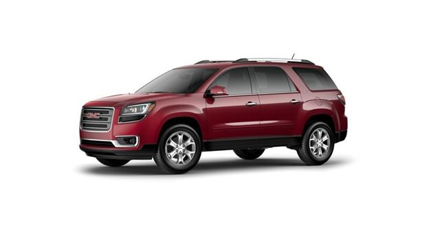 2015 GMC Acadia SLT in Wainwright, Alberta