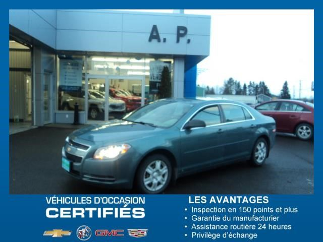 2009 Chevrolet Malibu LS in New Richmond, Quebec