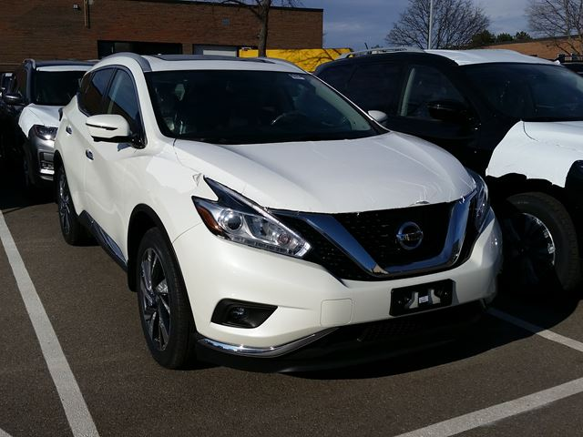 2017 nissan murano sv mississauga ontario car for sale 2935277. Black Bedroom Furniture Sets. Home Design Ideas