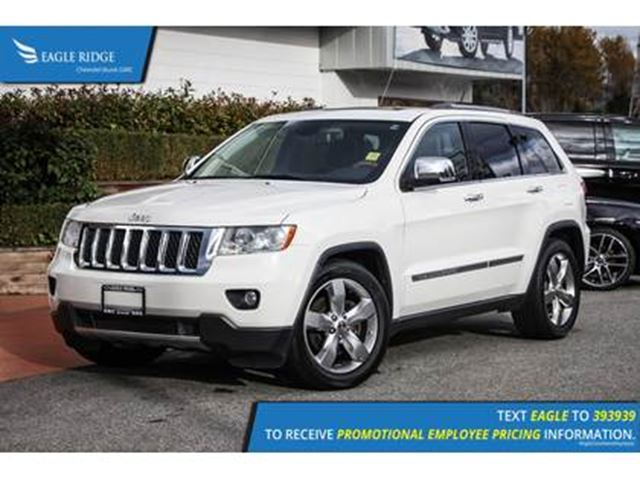 2011 JEEP GRAND CHEROKEE Overland in Coquitlam, British Columbia