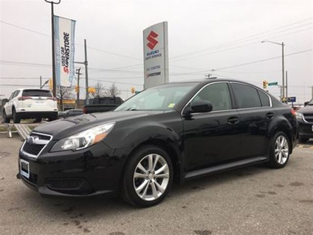 2014 SUBARU LEGACY 2.5i w/Limited Pkg ~P/H/Leather ~RearView Camera in Barrie, Ontario