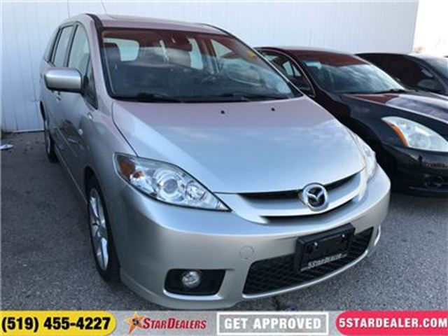 2007 MAZDA MAZDA5 GS   ROOF   7 PASS in London, Ontario