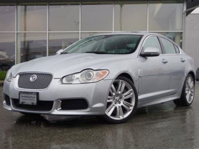 2010 JAGUAR XF *Loaded!* in North Vancouver, British Columbia