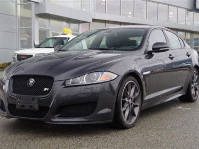 2013 JAGUAR XF *XFR, Loaded* in North Vancouver, British Columbia