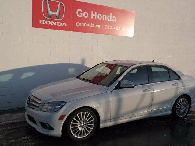 2009 MERCEDES-BENZ C-CLASS C230, ALLOYS, AWD in Edmonton, Alberta