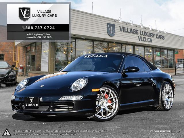 2005 PORSCHE 911 Carrera S UPGRADED 20 INCH WHEELS | UPGRADED MEDIA PLAYER | SPORT CHRONO in Markham, Ontario