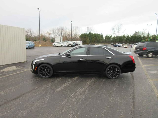 2015 CADILLAC CTS PERFORMANCE in Cayuga, Ontario