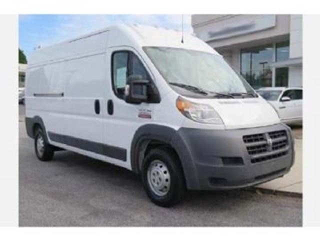 2014 RAM PROMASTER 3500 High Roof 159 in Mississauga, Ontario