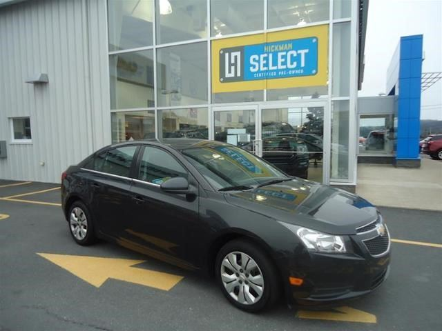 2013 Chevrolet Cruze LT Turbo in Clarenville, Newfoundland And Labrador