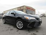 2017 Toyota Camry LE, A/C, BT, CAMERA, 34K! in Stittsville, Ontario