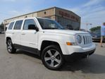 2017 Jeep Patriot 4X4 HIGH ALTITUDE, LEATHER, ROOF, 30K! in Stittsville, Ontario