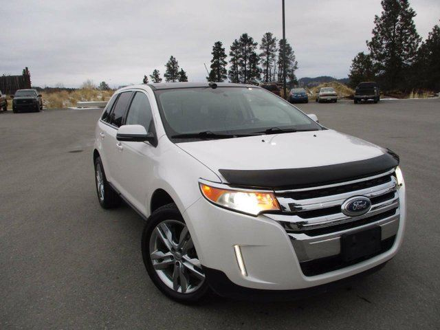 2013 FORD EDGE Limited in Cranbrook, British Columbia