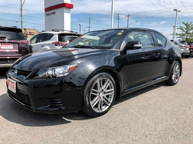 2013 SCION TC   DEALER SERVICED+LOW KMS! in Cobourg, Ontario