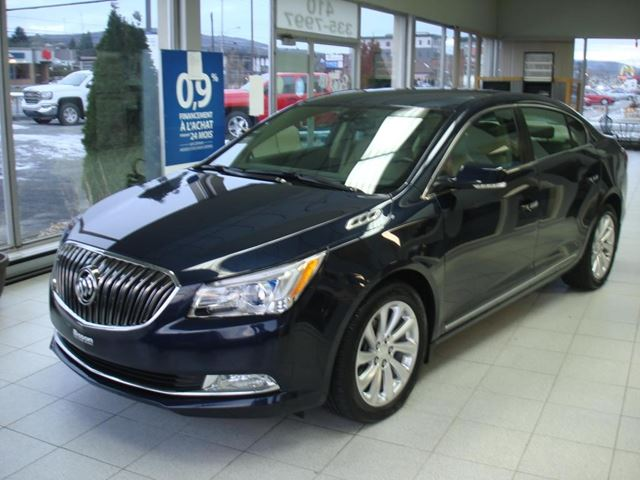 2016 Buick LaCrosse Leather in Thetford Mines, Quebec