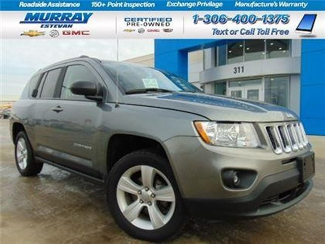2013 Jeep Compass North in Estevan, Saskatchewan