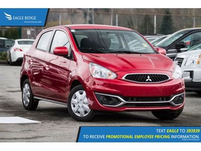 2017 MITSUBISHI MIRAGE ES 5-Door in Coquitlam, British Columbia