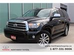 2016 Toyota Sequoia LIMITED   NAVI   LEATHER   4WD in Brampton, Ontario