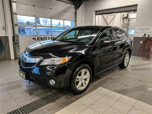 2014 ACURA RDX $2000 OFF All Wheel Drive in Thunder Bay, Ontario