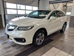 2016 Acura RDX $2000 OFF w/Elite Package in Thunder Bay, Ontario