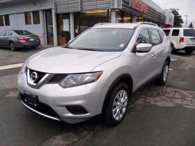 2014 NISSAN Rogue S 4dr All-wheel Drive in Kamloops, British Columbia