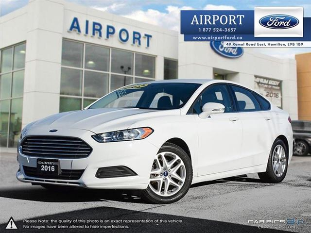 2016 FORD Fusion SE FWD 2.5L with only 70,693 kms in Hamilton, Ontario