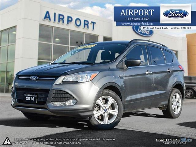 2014 FORD Escape SE 4WD with only 98,274 kms in Hamilton, Ontario