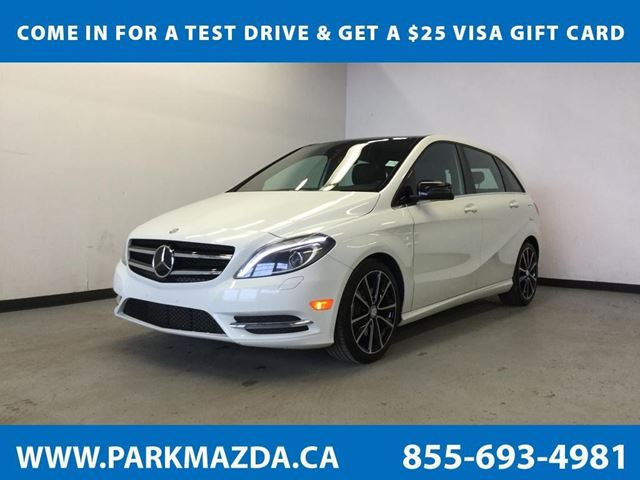 2013 MERCEDES-BENZ B-CLASS - in Sherwood Park, Alberta