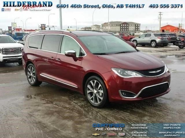 2017 Chrysler Pacifica Limited in Olds, Alberta