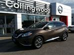 2017 Nissan Murano SL AWD *1 OWNER-OFF LEASE* in Collingwood, Ontario