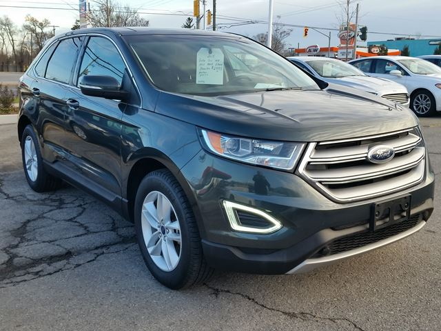 2015 ford edge sel hamilton ontario car for sale 2938470. Black Bedroom Furniture Sets. Home Design Ideas