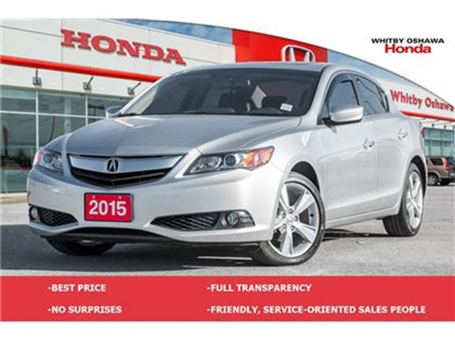 2015 ACURA ILX Premium Package   Automatic in Whitby, Ontario