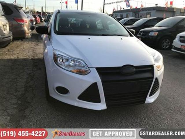 2014 FORD FOCUS SE   CAR LOANS APPROVED   APPLY HERE in London, Ontario