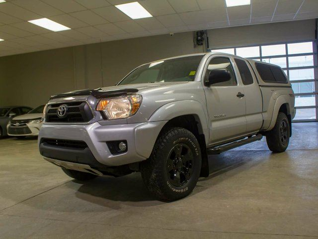 2013 TOYOTA Tacoma TRD Off Road, Canopy, Side Steps, Touch Screen, Back Up Camera, USB/AUX, Bluetooth, Alloy Rims, 4x4, Access Cab in Edmonton, Alberta