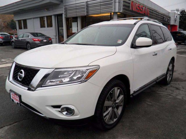 2014 NISSAN PATHFINDER Platinum 4dr 4x4 in Kamloops, British Columbia
