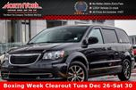 2015 Chrysler Town and Country S Driver Convi.,Security,SafetyTec Pkgs Heat Seats Rr DVD in Thornhill, Ontario