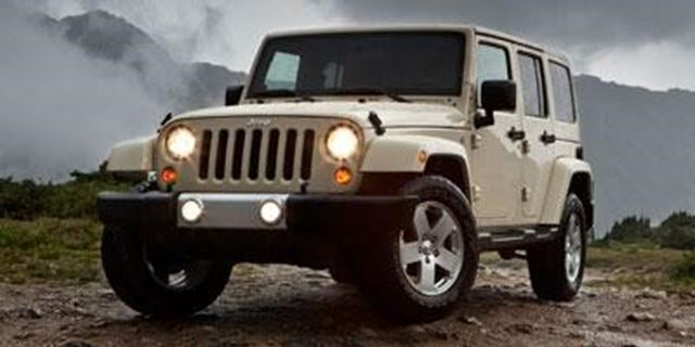 2012 Jeep Wrangler Unlimited Call of Duty II in Smithers, British Columbia
