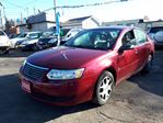 2005 Saturn ION Midlevel,,LOW KMS!!,certified in Oshawa, Ontario