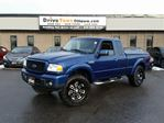 2008 Ford Ranger SUPER CAB 4X4 **SPORT LIFTED** in Ottawa, Ontario
