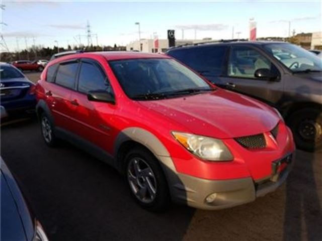 2003 PONTIAC VIBE GT   Manual in Whitby, Ontario