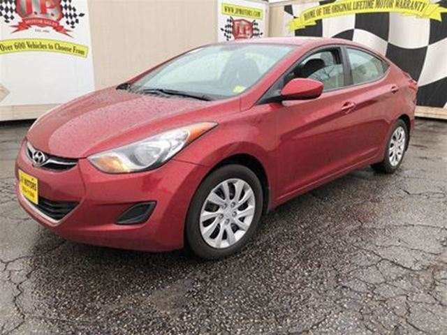 2011 Hyundai Elantra Gl Automatic Heated Seats