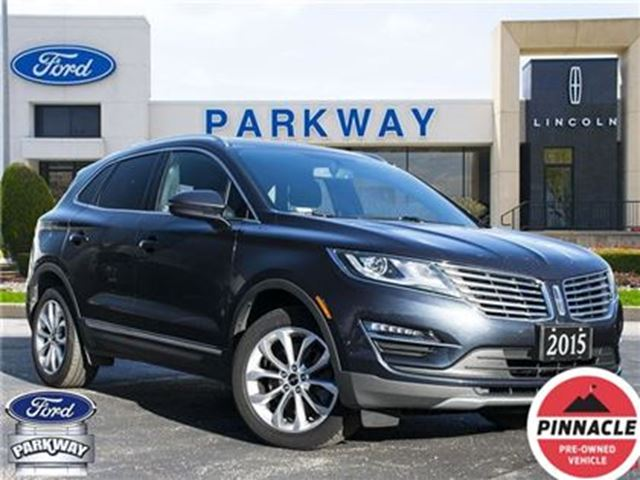 2015 LINCOLN MKC AWD   LOW KILOMETERS   ACCIDENT FREE in Waterloo, Ontario