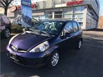 2008 Honda Fit LX/AUTO/AIR/CD/AM/FM/POWER GROUP in Mississauga, Ontario