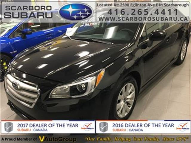 2017 SUBARU LEGACY 3.6R, ONLY 89 KM !!!!! in Scarborough, Ontario
