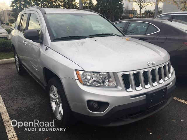 2013 JEEP COMPASS 4WD 4dr North in Vancouver, British Columbia
