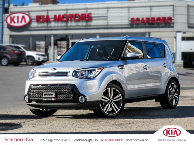 2014 KIA SOUL SX in Scarborough, Ontario