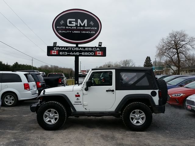 2013 Jeep Wrangler Sport for sale