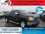 2012 GMC Sierra 1500 SLE in Campbell River, British Columbia