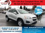 2014 Chevrolet Trax LT in Campbell River, British Columbia