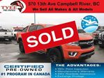 2016 Chevrolet Colorado 4WD Z71 in Campbell River, British Columbia